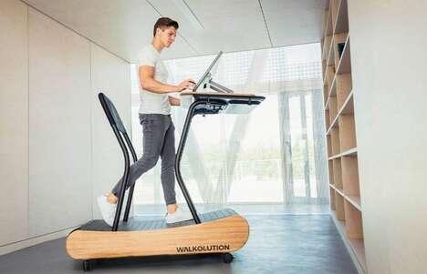 Standing Desk Treadmills