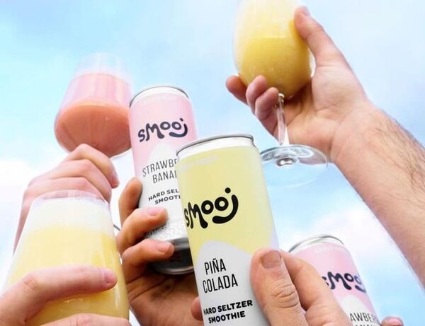 15 Hybrid Seltzer Beverages
