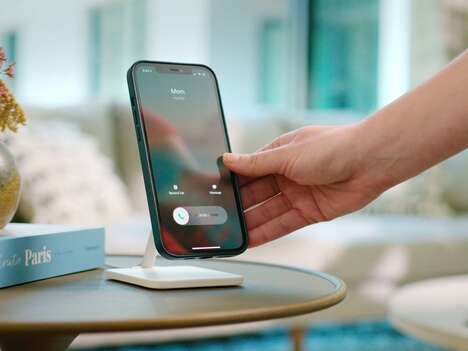 Flexible Smartphone Charging Docks