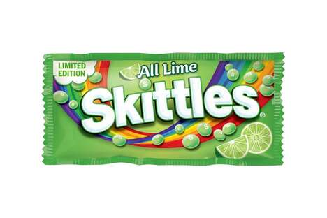 Dedicated Lime Candy Packs