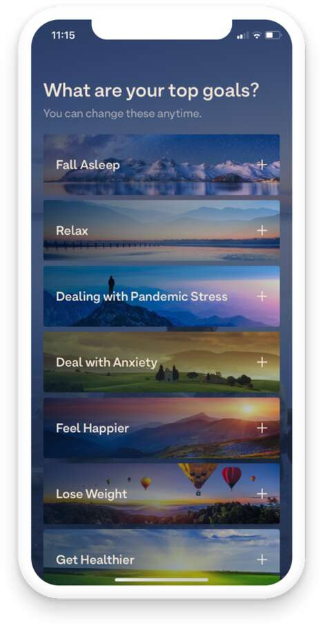 Personalized Mental Wellness Apps