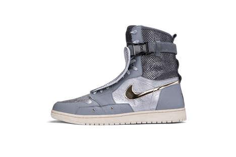 Armored Ridge Tops Sneakers