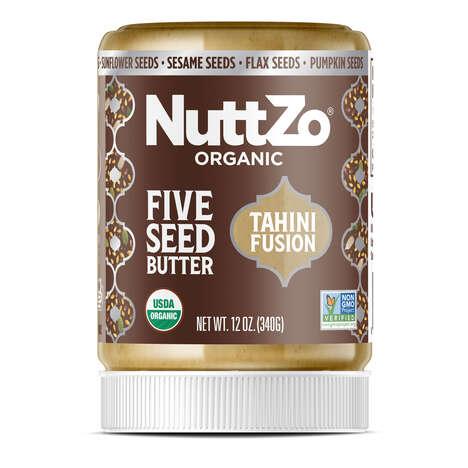 Multi-Seed Tahini Spreads