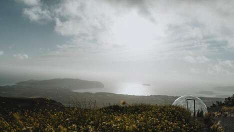 Glamping Sky Domes
