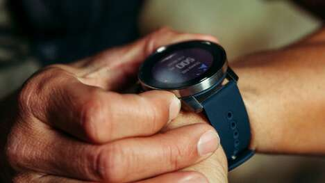 Sleek Sporty Smartwatches