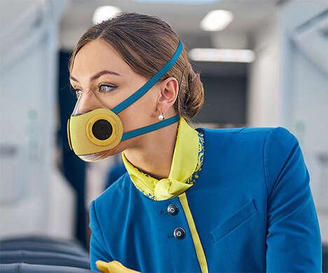 Optimized Filtration Face Masks