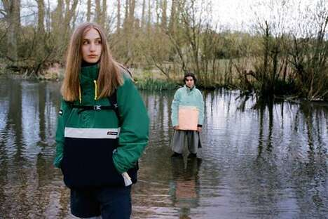 Nature-Themed Spring Streetwear