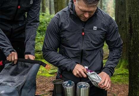 High-Performance Waterproof Jackets