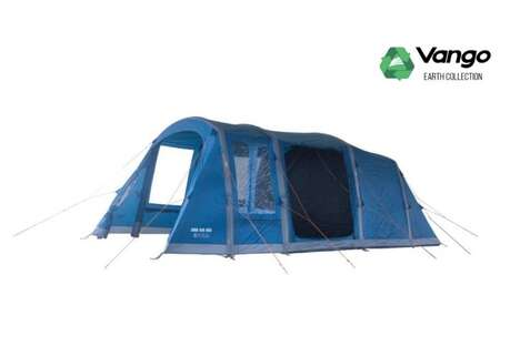 Sustainable Four-Person Tents