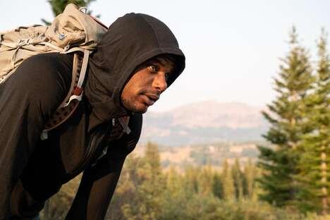 Adventurous High-Performance Hoodies