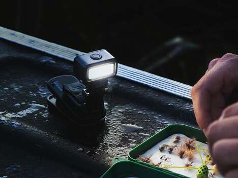 Multifunctional Action Cam Lights