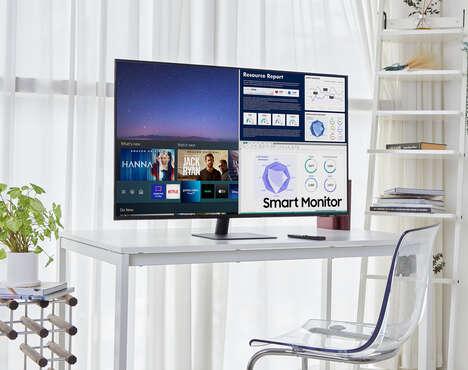 Expansive Voice Assistant Monitors