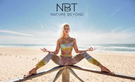 Nature-Aligned Yoga Wear