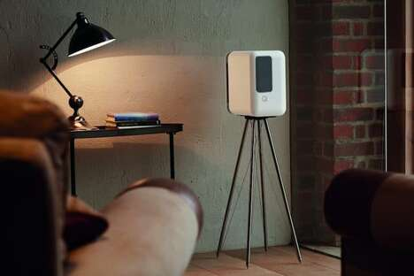 Cubic Smart Home Speakers