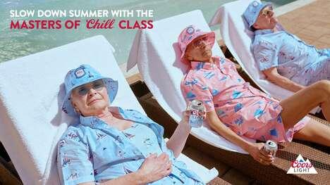 Grandparent Ambassador Relaxing Campaigns