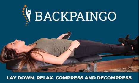 Effortless Therapeutic Back Massagers