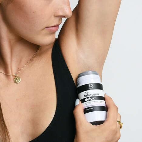 Detox Charcoal Deodorant Kits