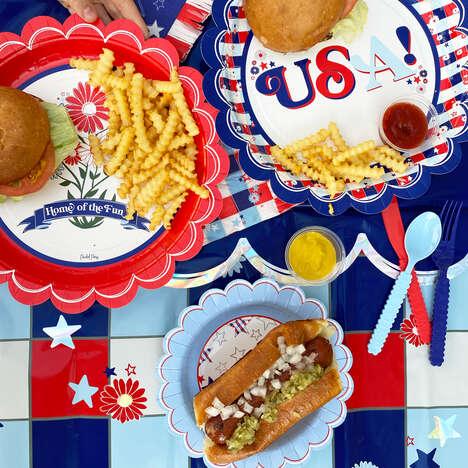 Celebratory Patriotic Party Supplies