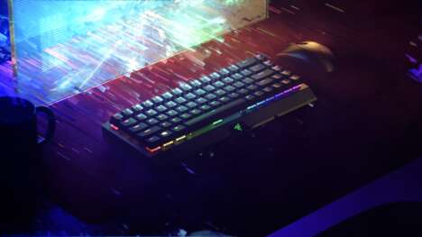 Ultra-Compact Wireless Keyboards