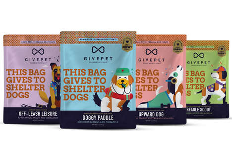 Grain-Free Dog Chews