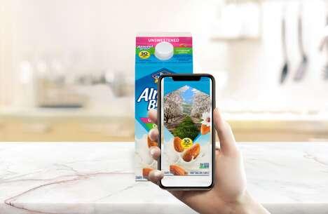 AR Nut Milk Cartons