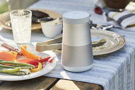 Omnidirectional Outdoor Speaker Units