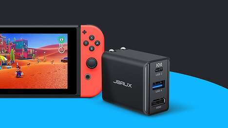 Portable Gaming Console Docks