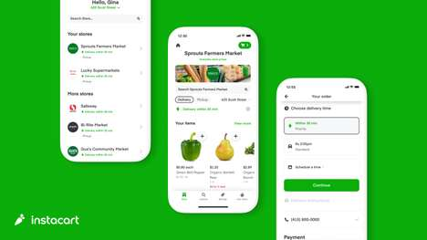 Ultra-Fast Grocery Delivery Services