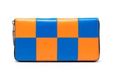 Vibrant Patterning Wallet Designs