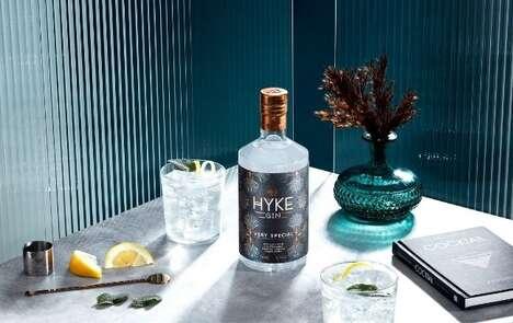 Sustainable Gin Spirits