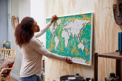 Building Block Maps