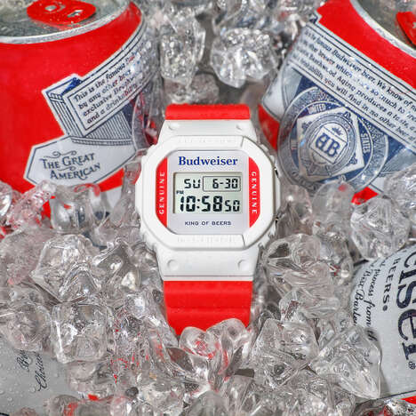 Beer-Themed Watch Collabs