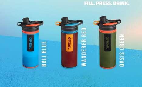 Durable Dual-Tone Water Purifiers
