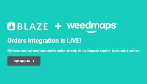 Streamlined Online Cannabis Orders
