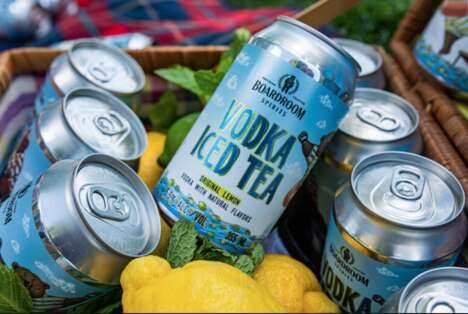 Premium Vodka Iced Teas