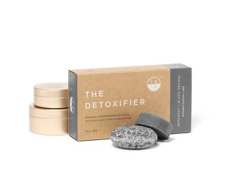 Sustainable Haircare Travel Sets