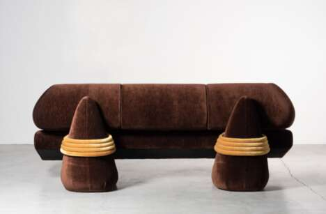 Action Movie-Inspired Furniture