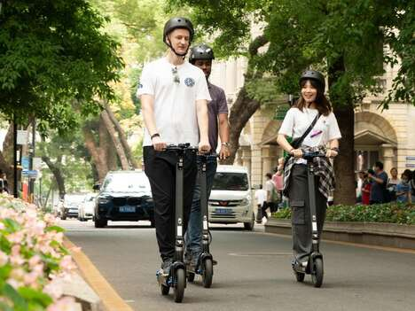 Speedy Safety Focused Scooters