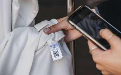 Digital Clothing Care Labels