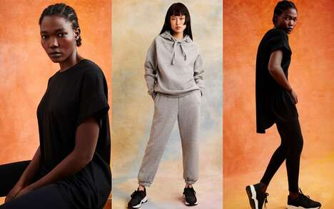Recycled Leisurewear Collections