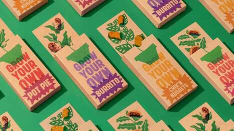 Plant-Based Seed Kits