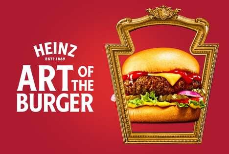 Creative Burger Artist Contests
