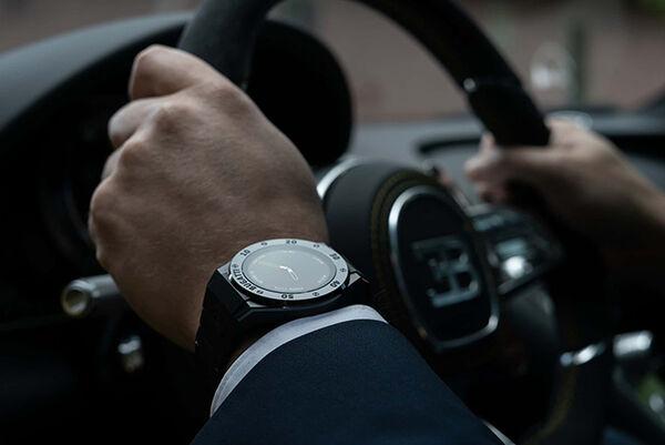 Opulent Automotive Smartwatches