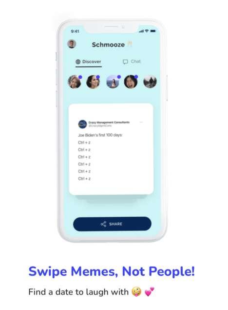 Meme-Based Dating Apps