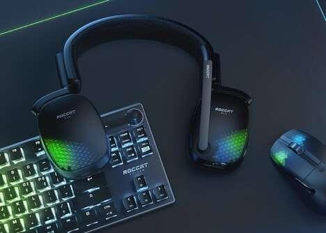 Immersive 3D Audio Headsets