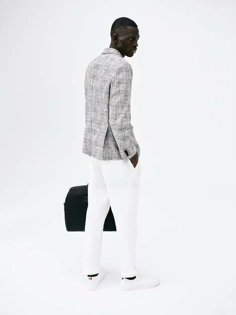 Refined Slim-Fit Clothing Collections