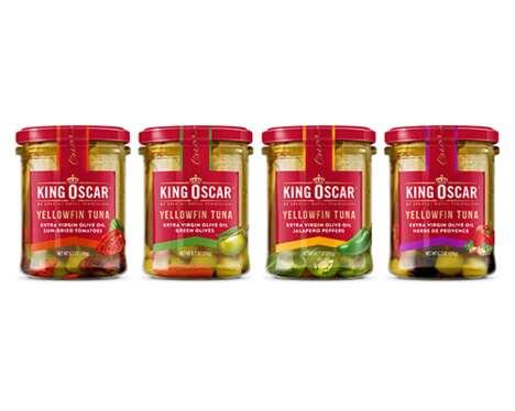 Premium Jarred Tuna Products