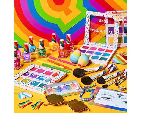 Celebratory Pride Makeup Collections