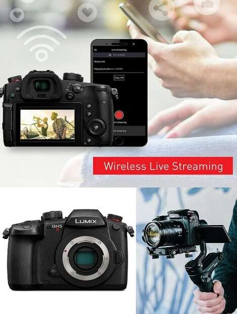 Feature-Rich Vlogger Cameras