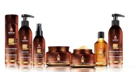 Sleek Salon Haircare Collections